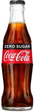 Coca Cola Zero Sugar, NRB 200 ml x 24