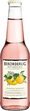 Rekorderlig Botanicals Grapefruit & Rosemary, NRB 330 ml x 12