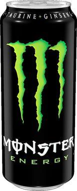 Monster Energy, Can 500 ml x 12