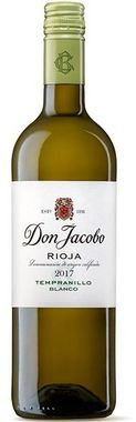 Don Jacobo Rioja Tempranillo Blanco, Bodegas Corral 75cl (1)