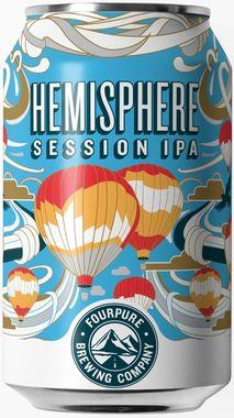 Fourpure Session IPA, Can 330 ml x 12 (1)