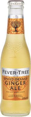 Fever Tree Spiced Orange Ginger Ale, NRB 200 ml x 24