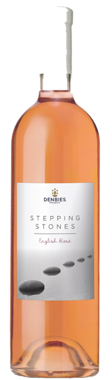 Denbies Stepping Stone Rosé, England 75cl