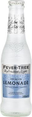 Fever Tree Refreshingly Light Lemonade, NRB 200 ml x 24