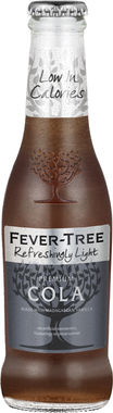 Fever Tree Refreshingly Light Madagascan Cola, NRB