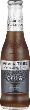 Fever Tree Refreshingly Light Madagascan Cola, NRB 200 ml x 24
