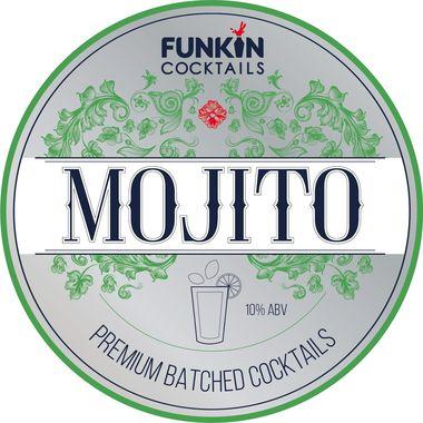 Funkin Mojito Keg