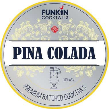 Funkin Pina Colada Keg