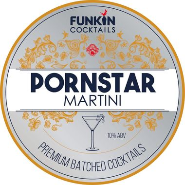 Funkin Pornstar Martini Keg