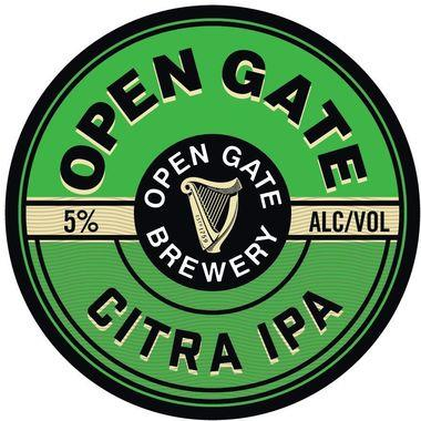 Open Gate Brewery Citra IPA Keg 30 lt x 1