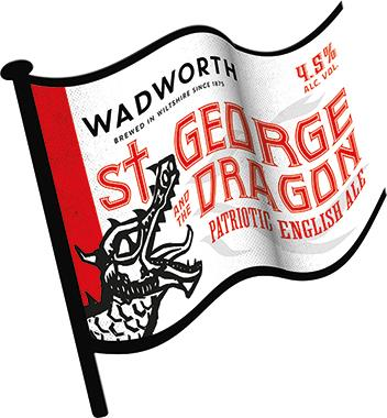 Wadworth St George and the Dragon, Cask 9 gal x 1