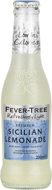 Fever Tree Refreshingly Light Sicilian Lemonade, NRB