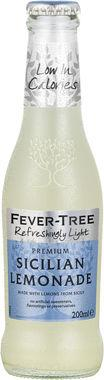 Fever Tree Refreshingly Light Sicilian Lemonade, NRB 200 ml x 24