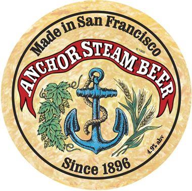 Anchor Steam California Common Beer, Keg 19.5L x 1