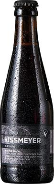 Kissmeyer Into the Black US Style Black IPA, NRB 330ml x 18