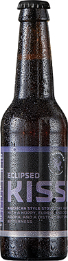 Kissmeyer Eclipsed Kiss, US Style Stout, NRB 330ml x 18