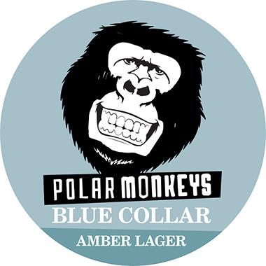 Polar Monkeys Amber Lager, Keg 20 lt x 1