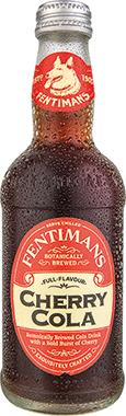 Fentimans Cherry Cola, NRB 275 ml x 12