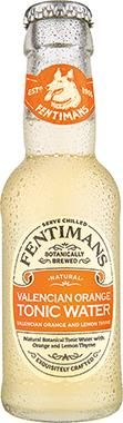 Fentimans Valencian Orange Tonic Water, NRB 125 ml x 24