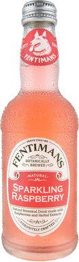 Fentimans Sparkling Raspberry, NRB 275 ml x 12