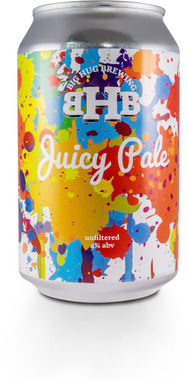 Big Hug Juicy Pale, Can 330 ml x 24