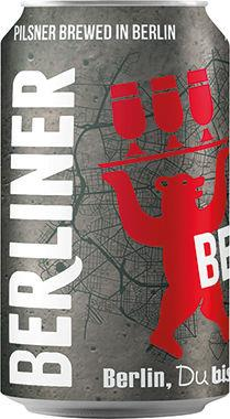Berliner Pilsner, Can 330 ml x 24