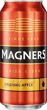 Magners Original, Can