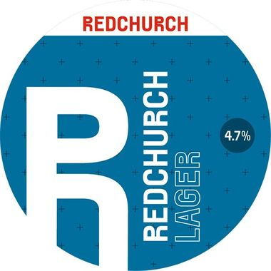 Redchurch Brewery Brick Lane Lager, Keg 30 lt x 1