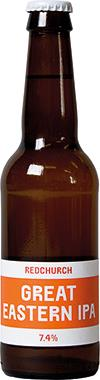 Redchurch Great Eastern IPA, NRB 330 ml x 24
