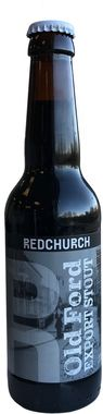 Redchurch Old Ford Export Stout, NRB 330 ml x 24