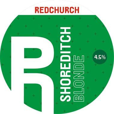 Redchurch Shoreditch Blonde, Keg 30 lt x 1