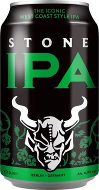 Stone IPA, Can 330 ml x 12