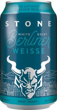 Stone White Ghost Berliner Weisse, Can 330 ml x 24
