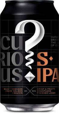 Curious Session IPA, Can 330 ml x 24