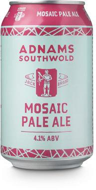 Adnams Mosaic Pale Ale, Can 330 ml x 24