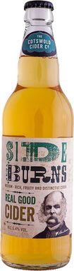 The Cotswold Cider Co. SideBurns, Real Good Cider 330 ml x 12