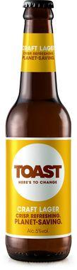 Toast Craft Lager 330 ml x 12