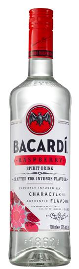 Bacardi Raspberry 70cl