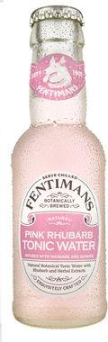 Fentimans Pink Rhubarb Tonic 125 ml x 24