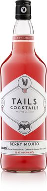 Tails Bacardi Berry Mojito 1lt