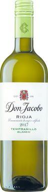 Don Jacobo Rioja Tempranillo Blanco, Bodegas Corral