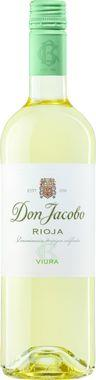 Don Jacobo Rioja ViuraTempranillo Blanco Bodegas Corral