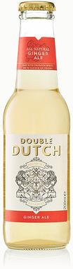 Double Dutch Ginger Ale, NRB 200 ml x 24