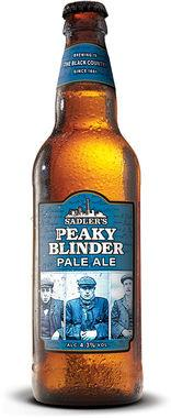 Sadlers Peaky Blinder Pale Ale, NRB 500 ml x 8