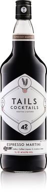 Tails Pre-Mixed Cocktails Espresso Martini 1lt (1)
