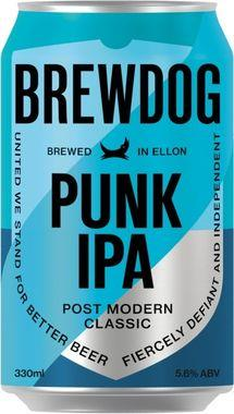 Brewdog Punk IPA, Can 330 ml x 24