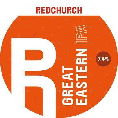 Redchurch Great Eastern, Keg 30 lt x 1