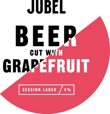 Jubel Coast Beer cut with Grapefruit, Keg 30 lt x 1
