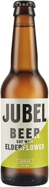 Jubel Urban Beer cut with Elderflower, NRB