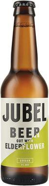 Jubel Urban Beer cut with Elderflower, NRB 330 ml x 12